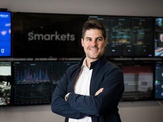 Smarkets CEO Jason Trost