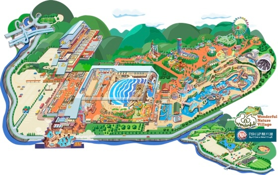 tokyo summerland map