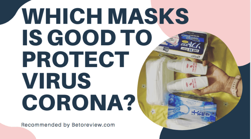 mask to protect corona virus