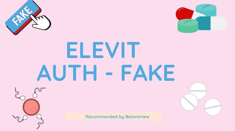 elevit pregnancy preparation fake auth