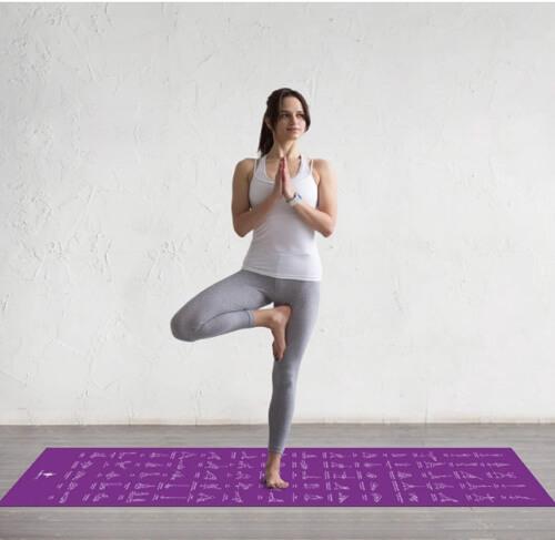 thảm tập yoga giá rẻ nhật