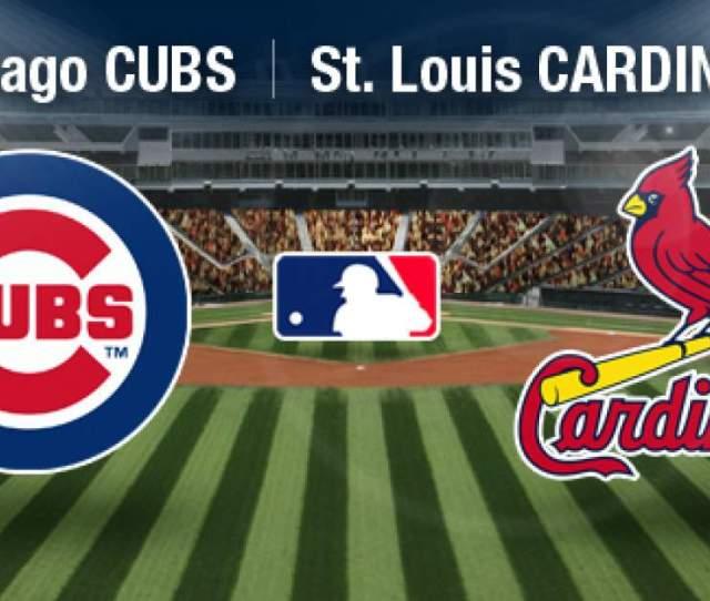 Mlb Rivalries Cardinals Vs Cubs