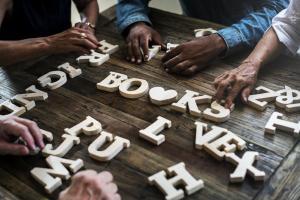 build vocabulary