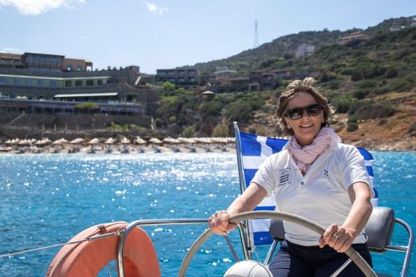 Kreta, Daios Cove, Katamaran Tour