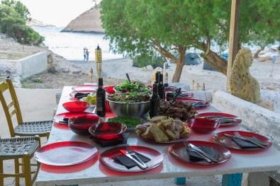 Kreta, Vathi, Strand