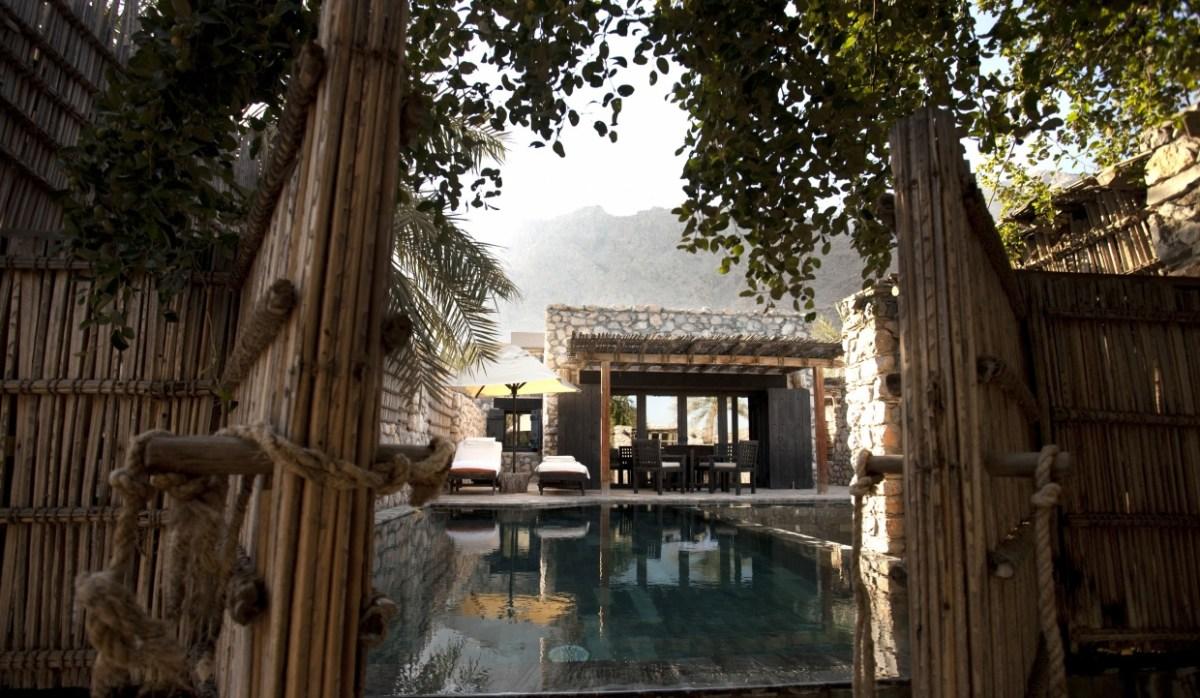 Six Senses Zighy Bay Pool Villa