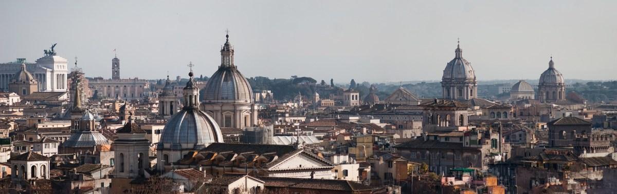 Rom Stadtansicht