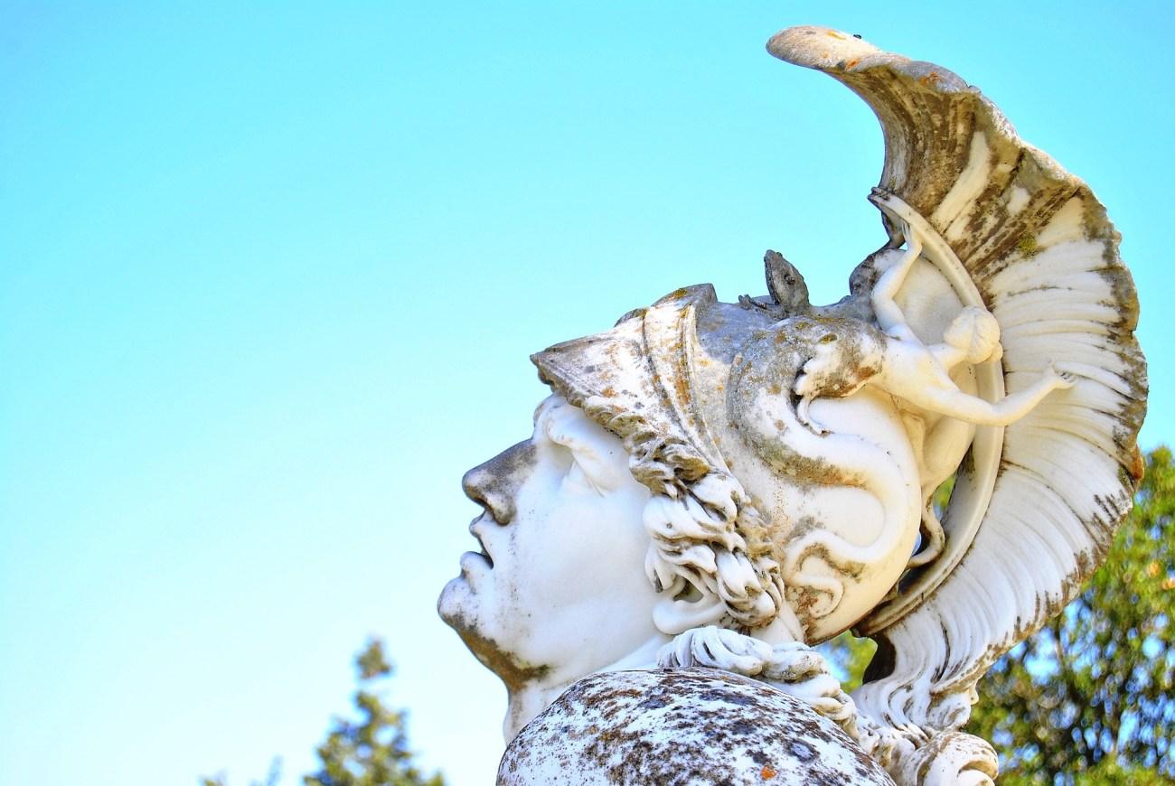 Achilles Statue Korfu