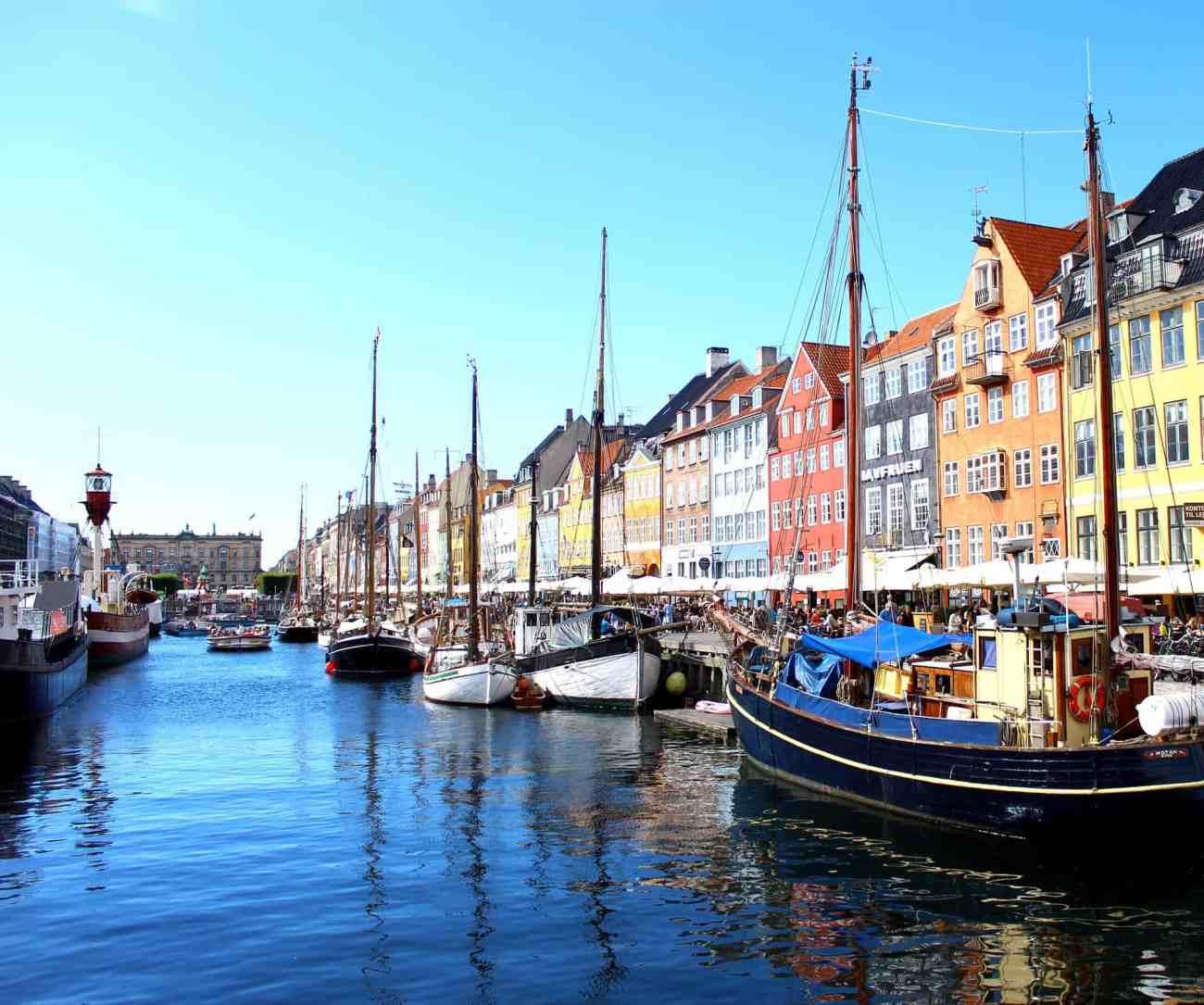 Kopenhagens Uferpromenade
