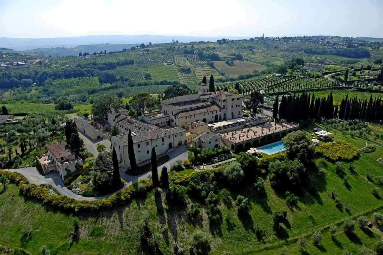 Castello del Nero Panorama