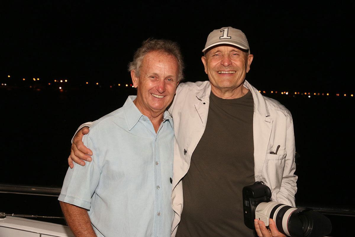 Mr. Digby Warren & Mr. Bernd Schray