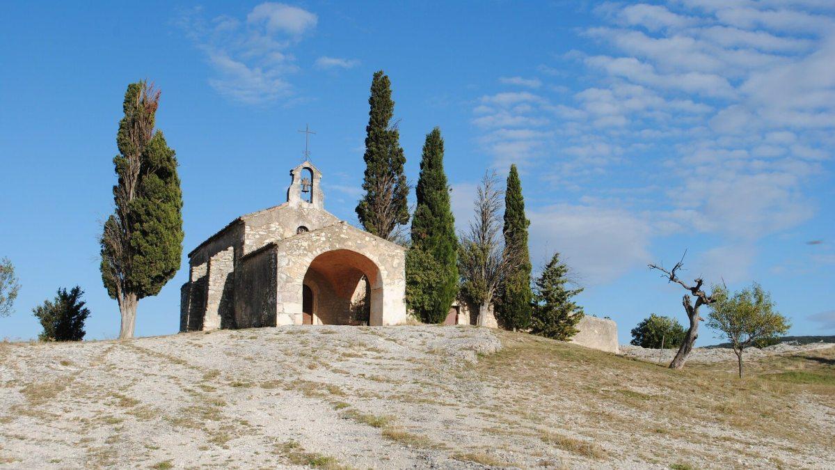Alpilles Kapelle