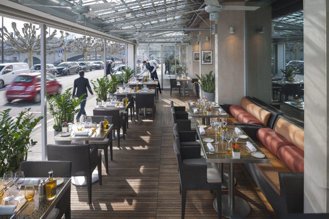 © Mandarin Oriental Hotel Group: Hotel in Genf