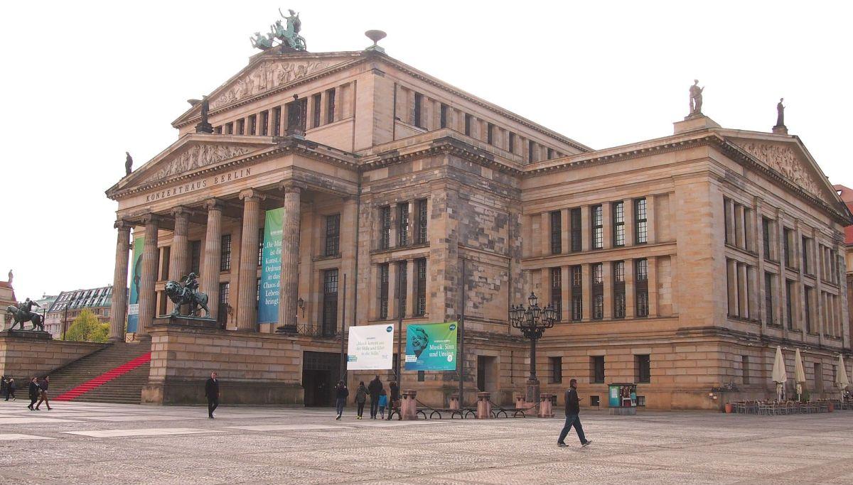 Das Berliner Kunsthaus, Austragungsstätte des Musikfests