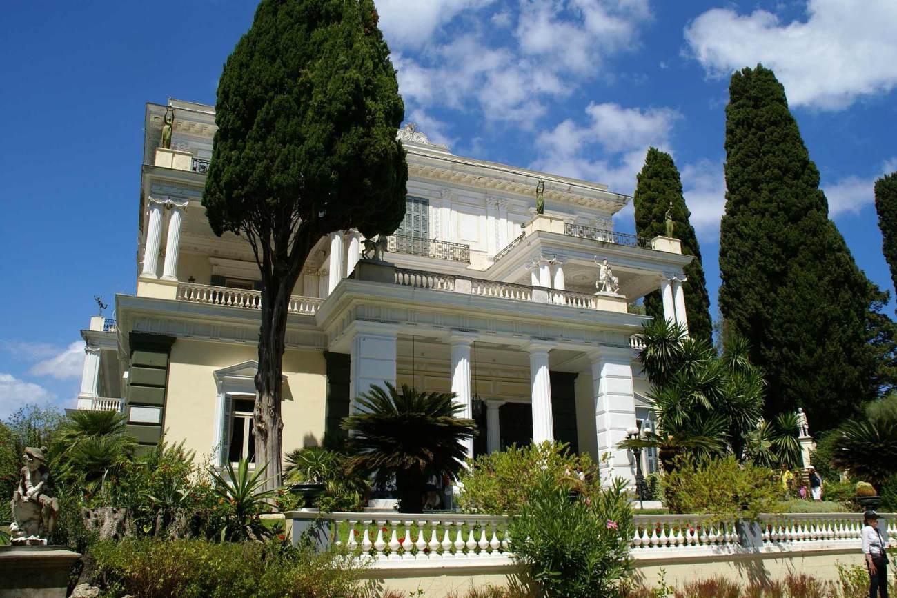 Achilleion Museum Korfu
