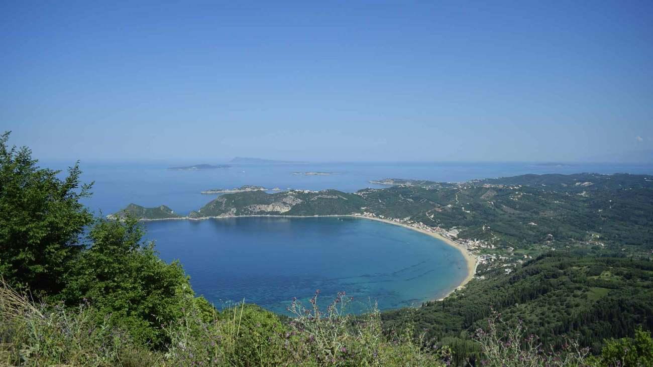 Korfu Bucht