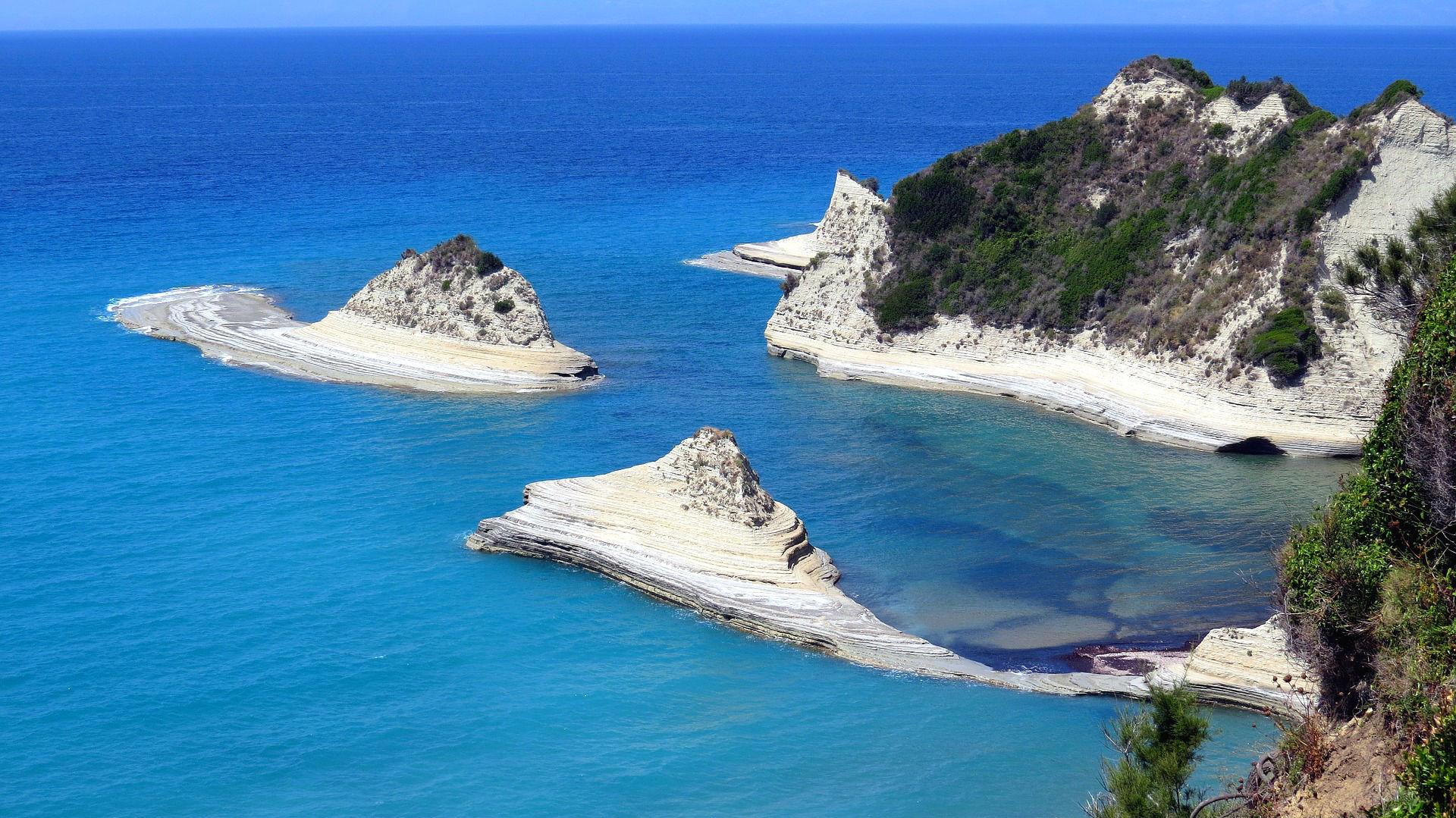 Korfu und seine kleinen Inseln