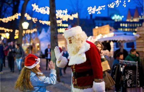 © Maurice Haag: Begegnen Sie dem Weihnachtsmann auf dem Royal Christmas Fair in Den Haag
