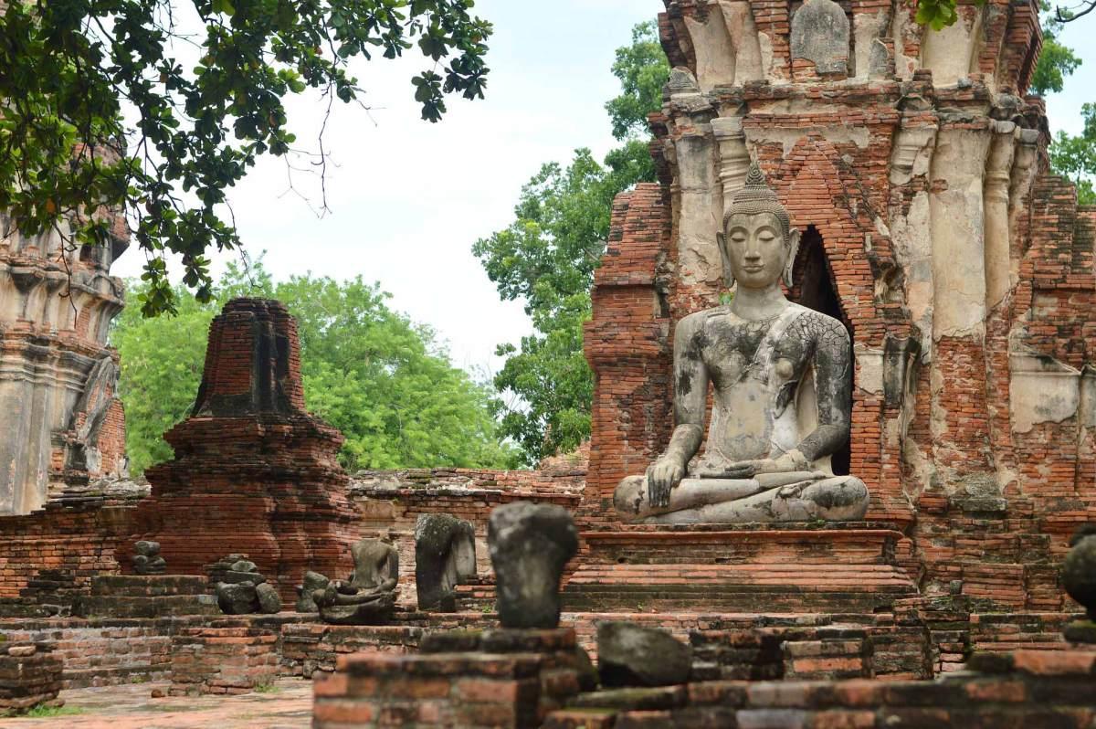 Bangkok besticht durch seine vielen buddhistischen Tempel