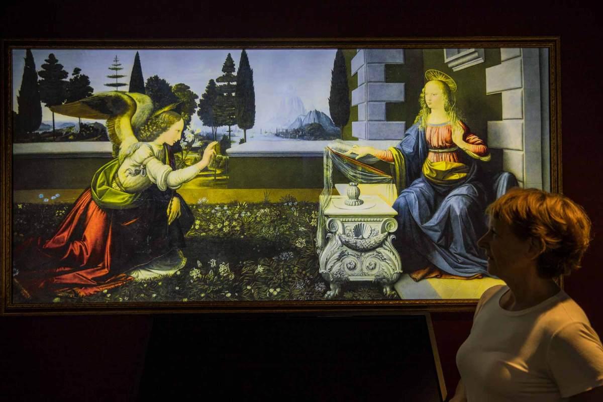 Florenz, Galerie der Klassiker