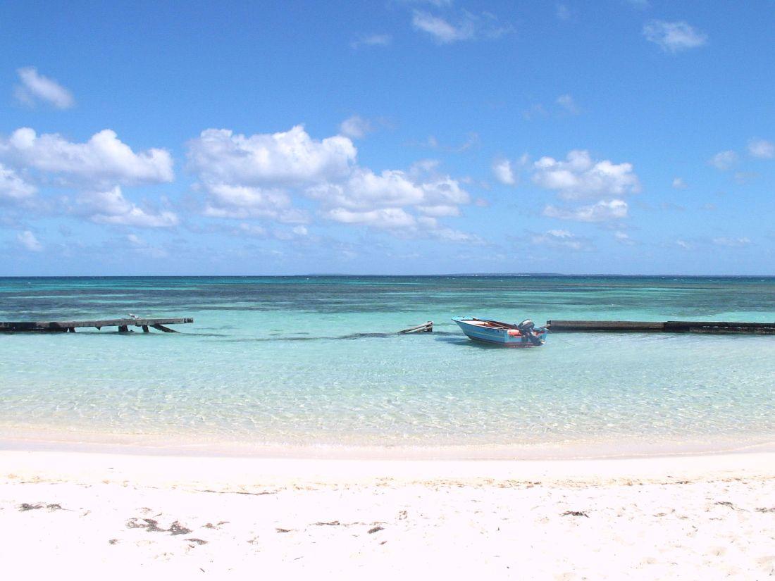 Paradiesische Strände auf Guadeloupe