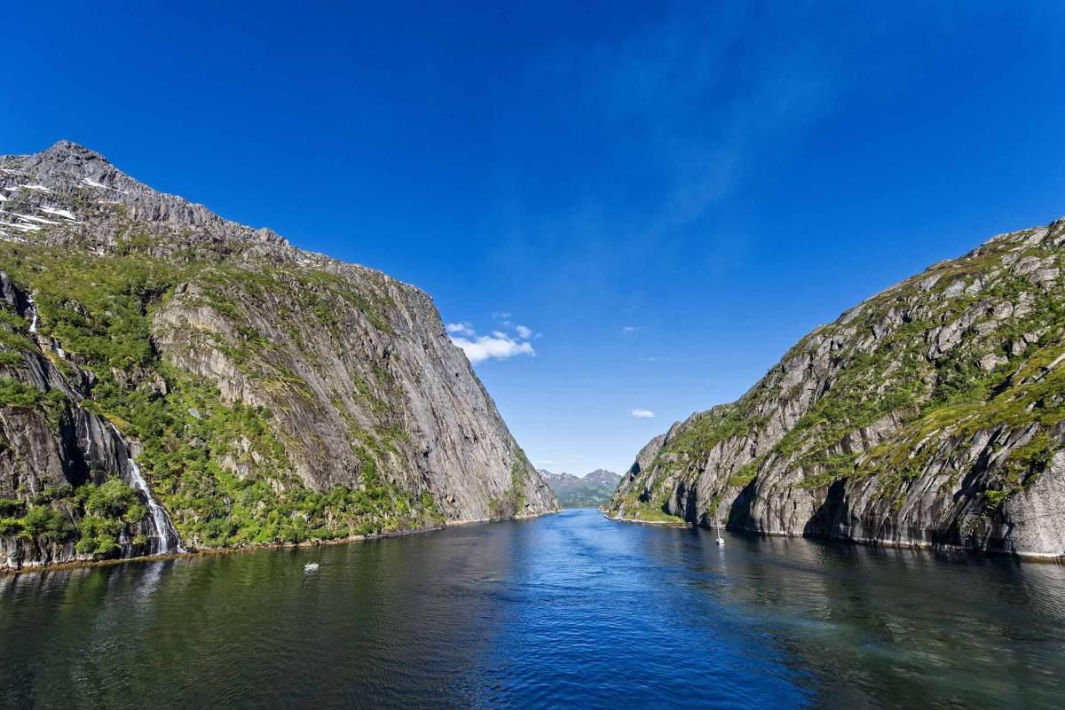 Agurtxane Concellon: Trollfjord