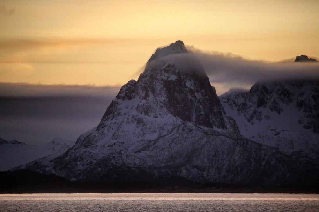 Raftsund, Norwegen