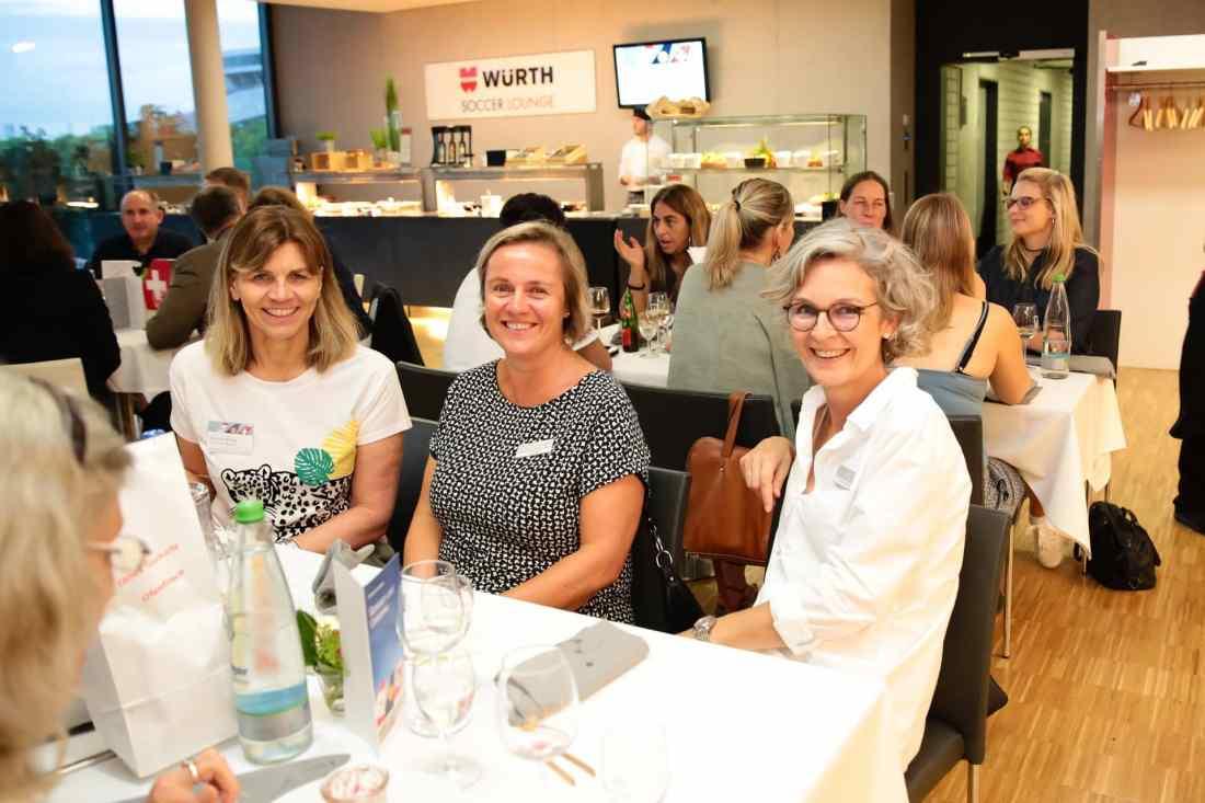 © Carolin Thiersch: Gäste der Lufthansa Infoveranstaltung