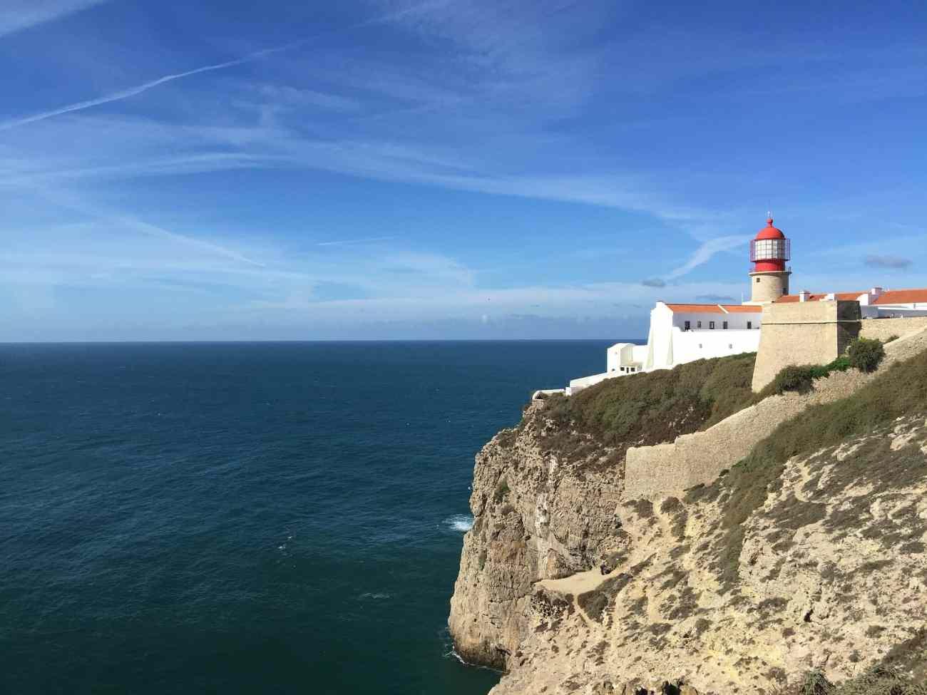 Cabo de São Vicente: Portugals Ende der Welt