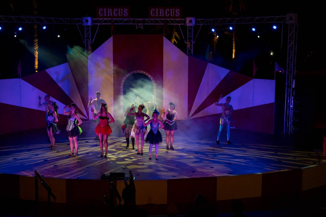 """Club Aldiana Fuerteventura Entertainment-Show """"Circus Circus"""""""