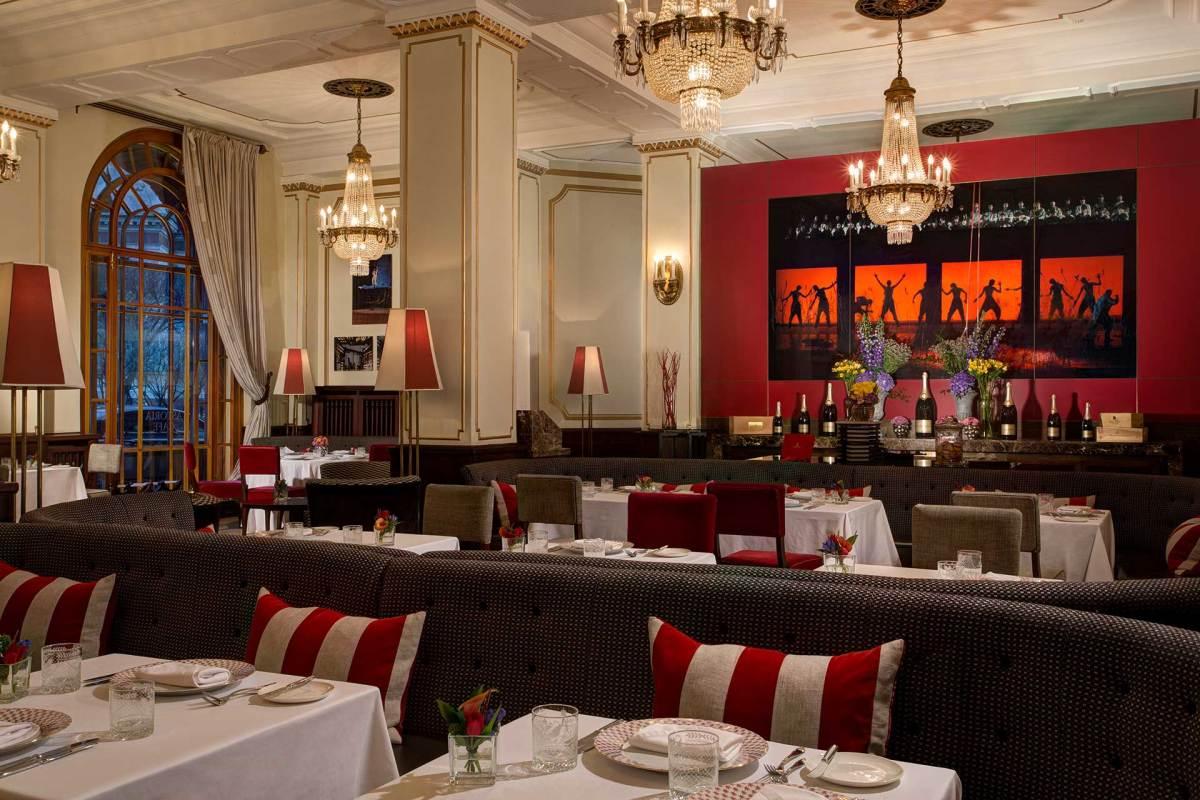 Rocco Forte Hotel Astoria - Astoria Cafe