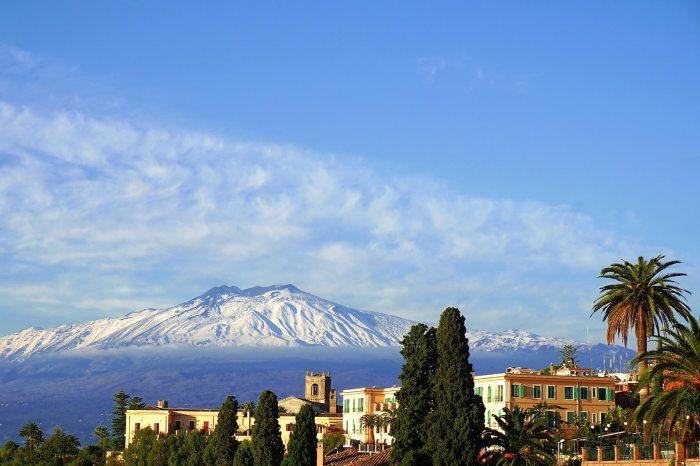 Jeep-Fahrt auf den Ätna und um Taormina