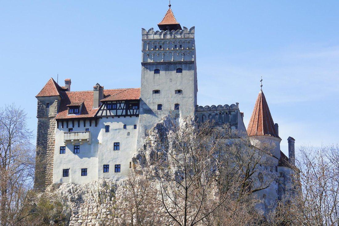 Schloss Bran in Rumänien