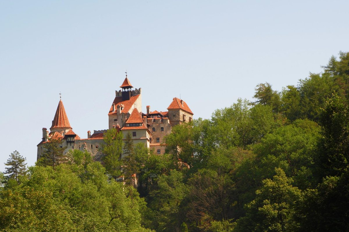 Dracula Schloss Bran
