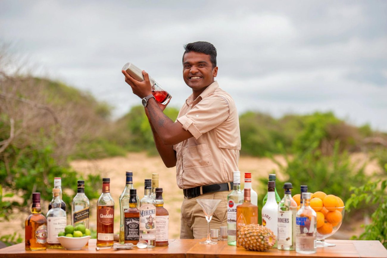 Barkeeper Chena Huts by Uga Escapes