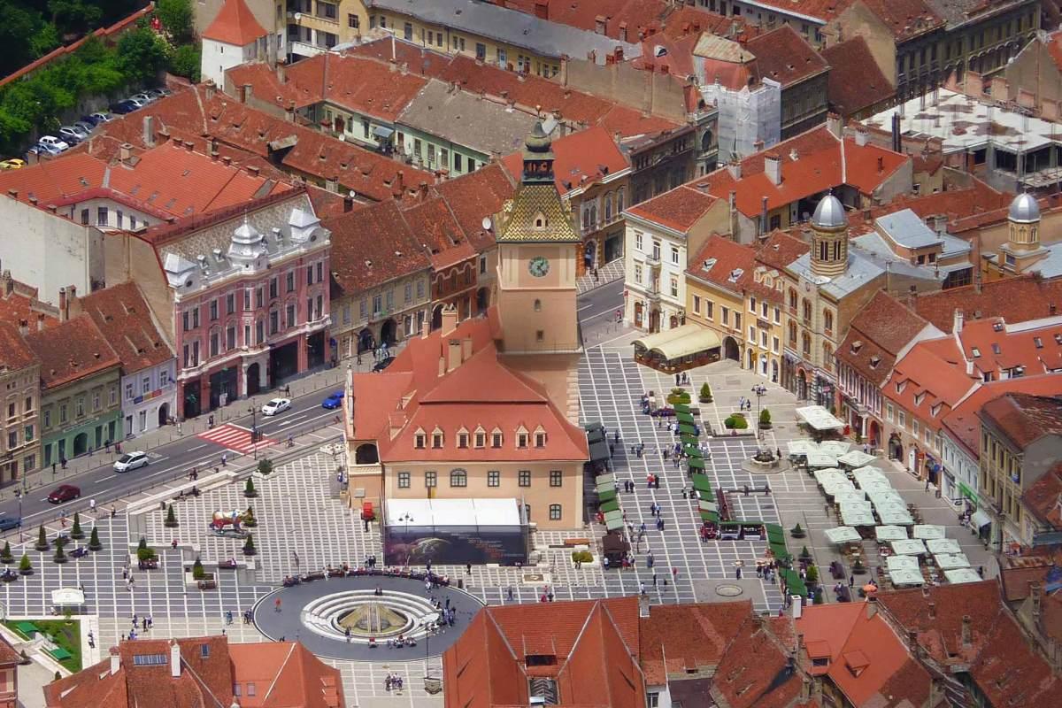 Brasov, Rumänien