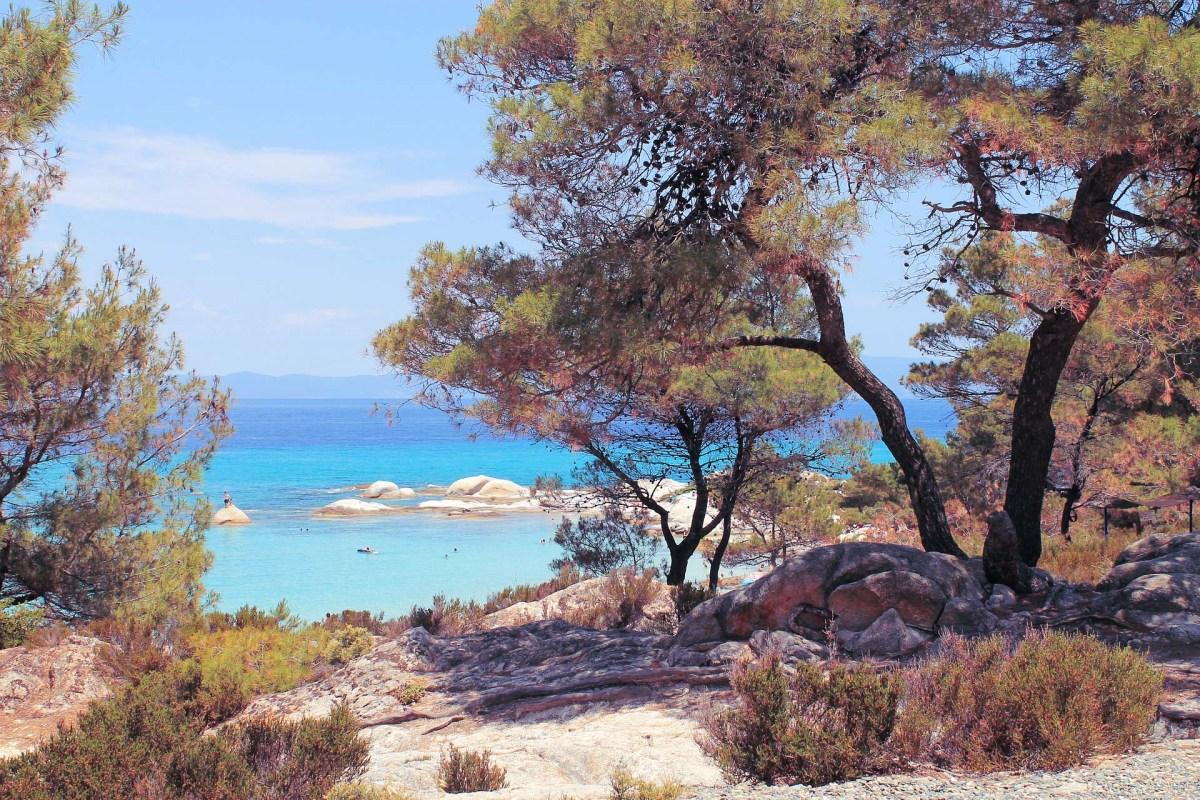 Sithonia, Chalkidiki, Beach