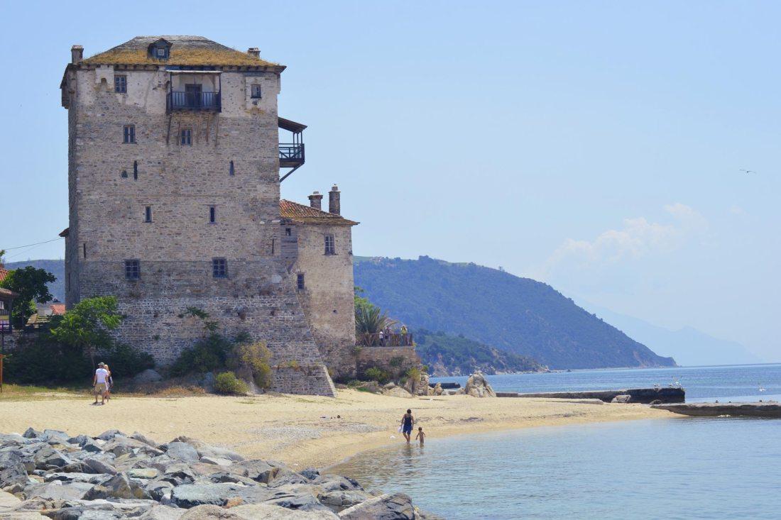 Prophoriou Turm-Chalkidiki