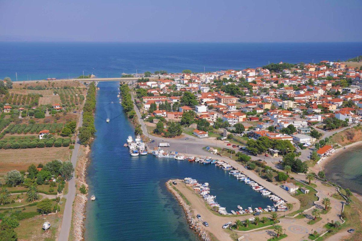Potidea, Chalkidiki