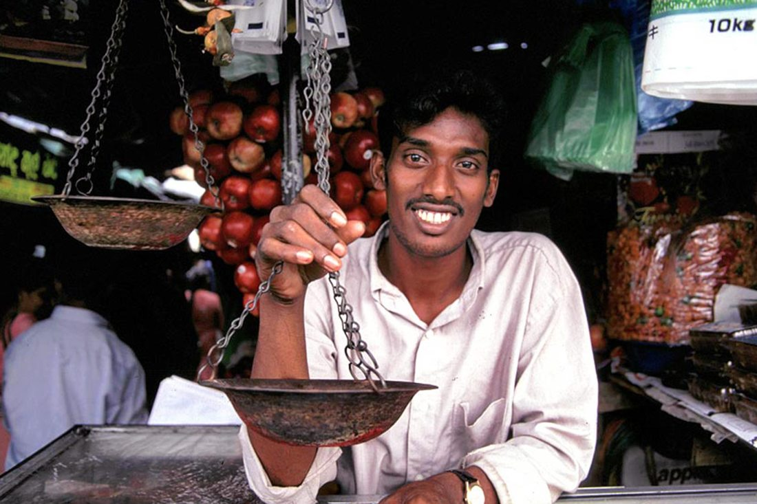 Sri Lanka Shop-Owner