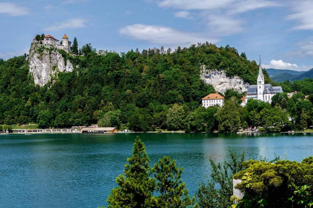 Slowenien Landschaftsimpressionen