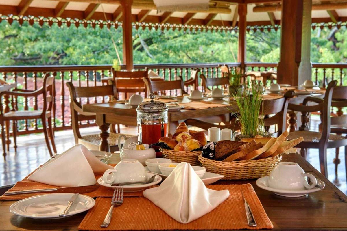 Restaurant Uga Ulagalla