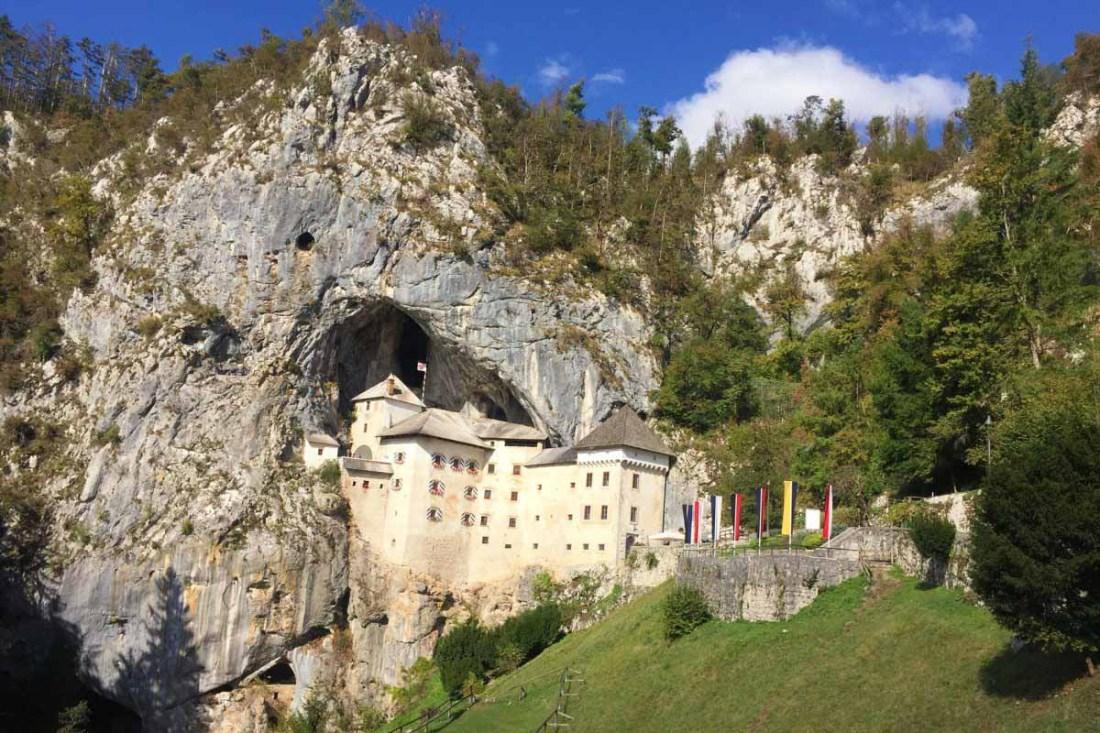 Postojna Höhlen