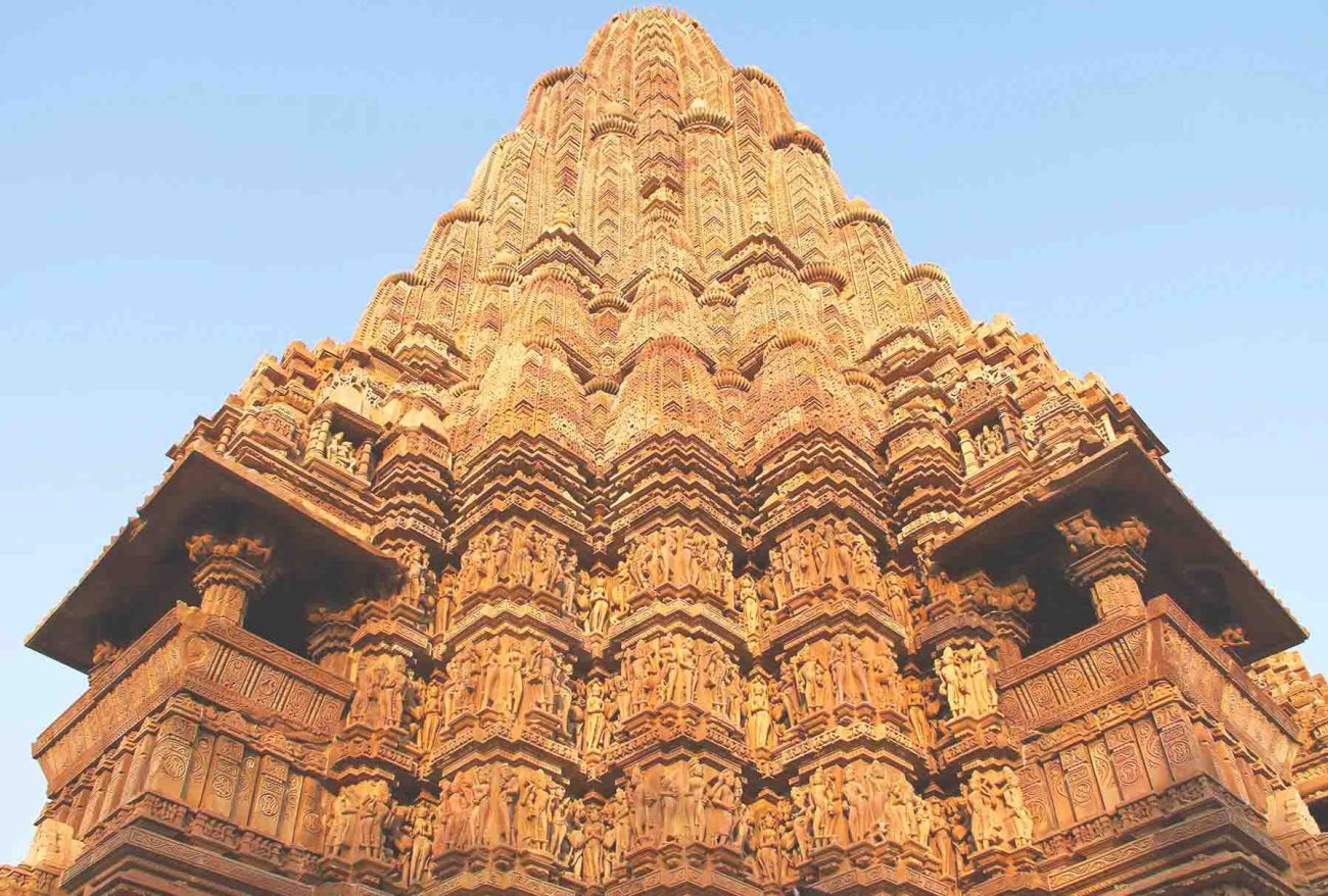 Khajuraho Tempelbezirk