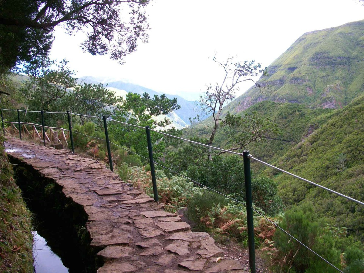 Levadawanderung auf Madeira
