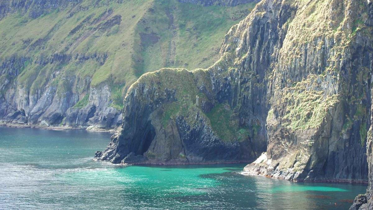 Küste der Grafschaft Antrim