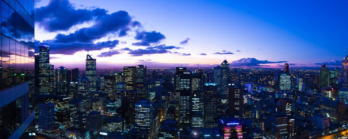 Melbourne Australien