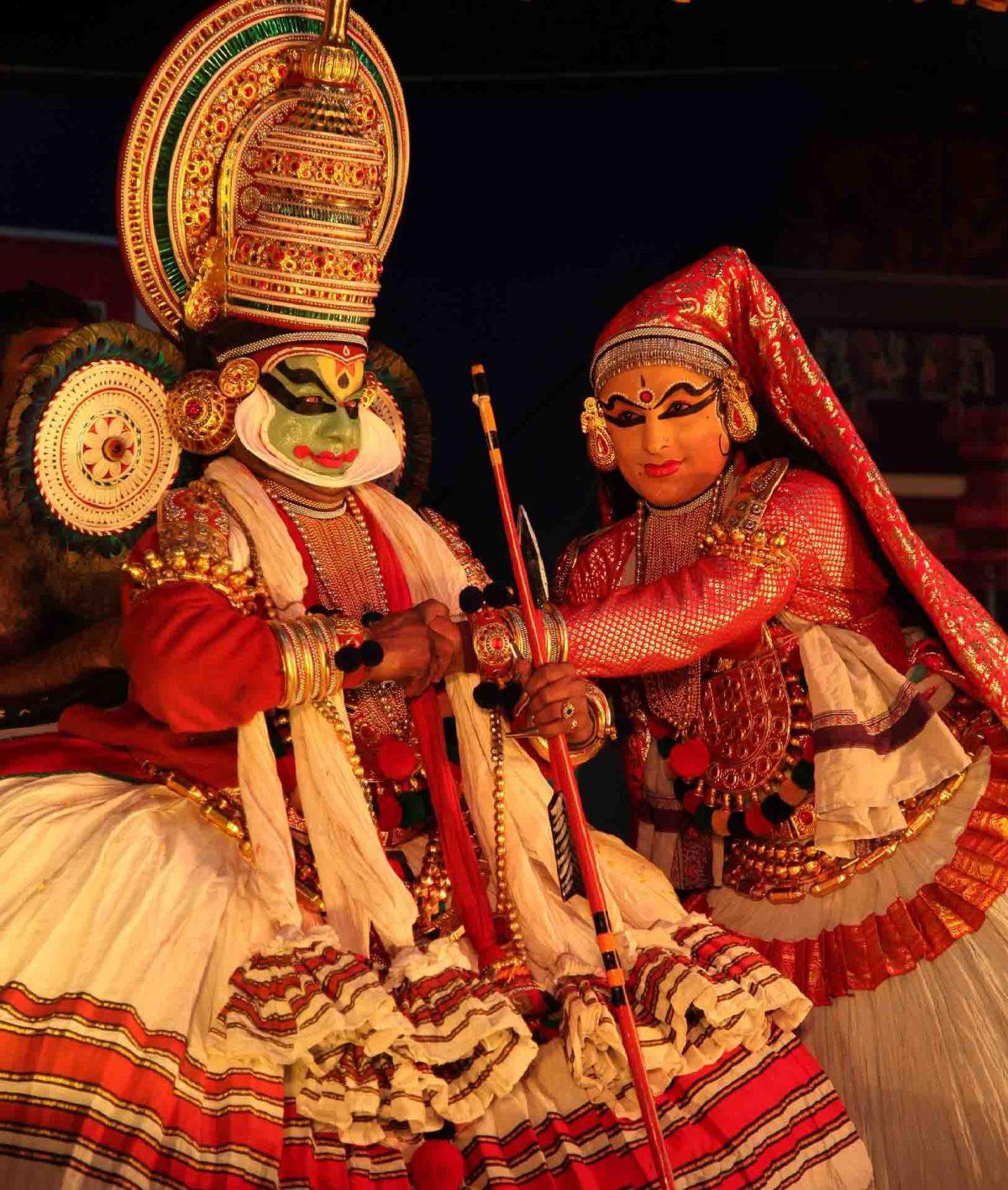 Kerala Masken
