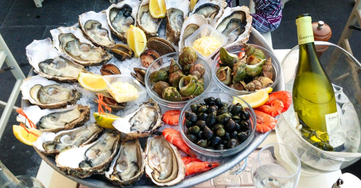 Seafood, Place Garibaldi