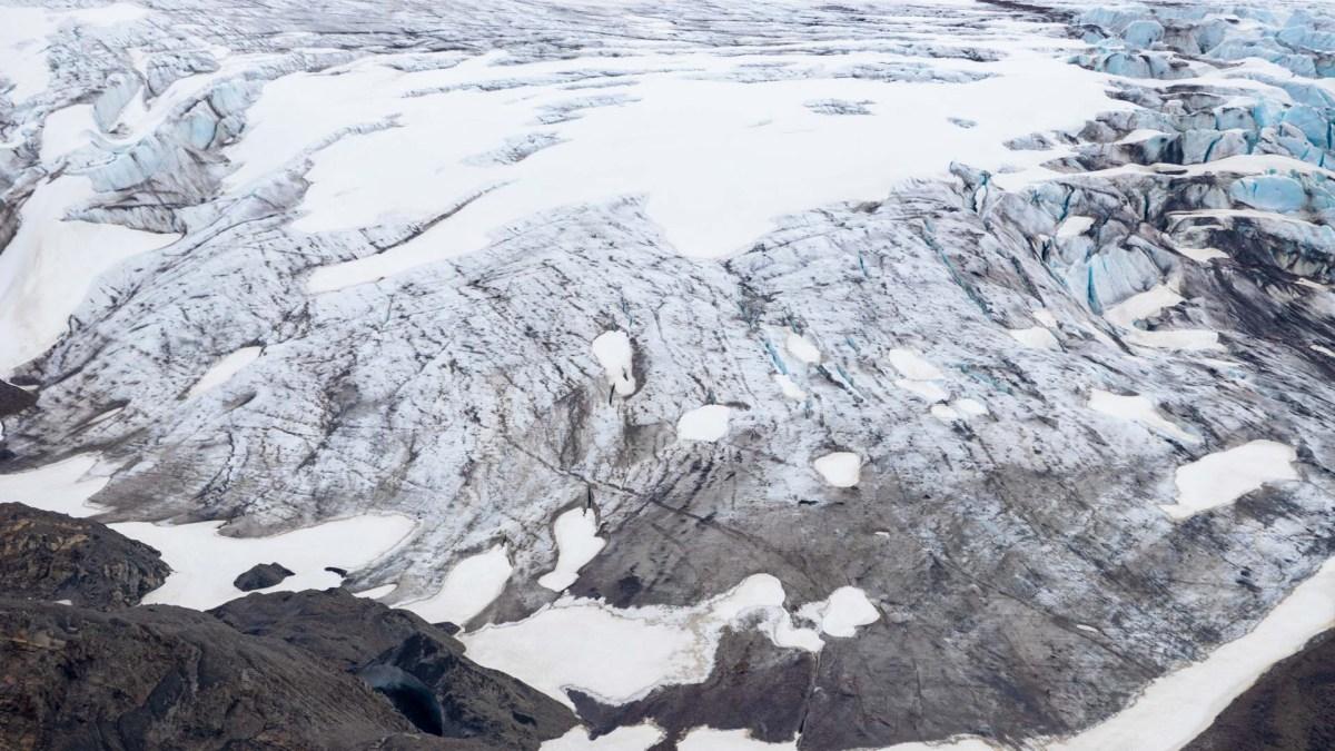 Gletscher, Fortuna Bay, Südgeorgien